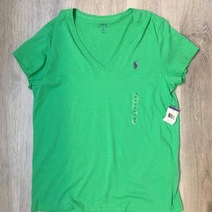 Polo Ralph Lauren Green Classic T-shirt